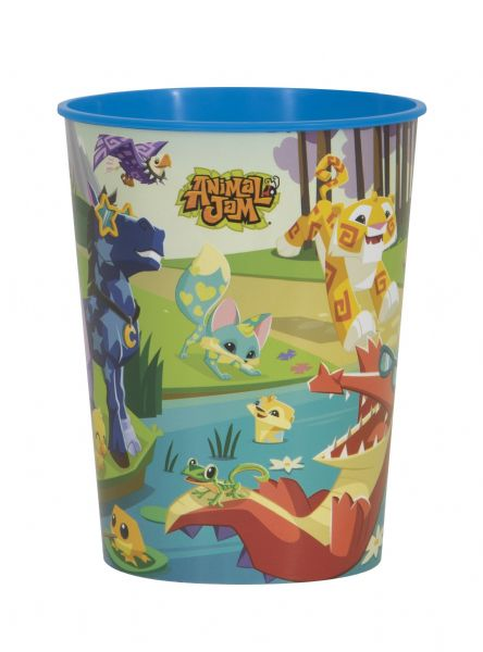 Animal Jam Plastic Stadium Cup